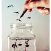Scriverti è un modo per toccarti da lontano, per farti arrivare la brezza di una carezza sugli occhi e fra le mani_