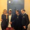 Roma, Le Club Villa Flaminia, sabato 24 novembre ore 18 e 30, Massimo Bisotti presenta La luna blu.
