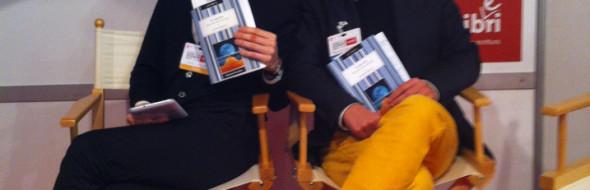 Sabato 8 dicembre, Roma Eur, Più libri più liberi, Massimo Bisotti presenta La luna blu