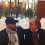Con Alessandro Lazzari di Light & Fashion